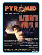 Pyramid #3/083: Alternate GURPS IV