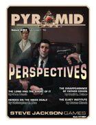 Pyramid #3/084: Perspectives