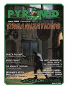 Pyramid #3/086: Organizations