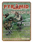 Pyramid #3/087: Low-Tech III