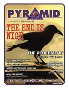 Pyramid #3/088: The End Is Nigh