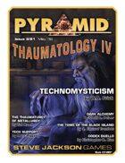 Pyramid #3/091: Thaumatology IV