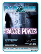 Pyramid #3/097: Strange Powers