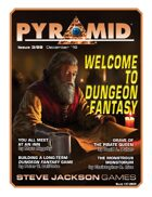 Pyramid #3/098: Welcome to Dungeon Fantasy