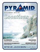 Pyramid #3/116: Locations