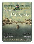 Pyramid #3/117: Hot Spots