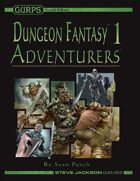GURPS Dungeon Fantasy 01: Adventurers