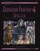 GURPS Dungeon Fantasy 04: Sages