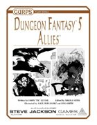 GURPS Dungeon Fantasy 05: Allies