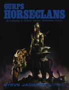 GURPS Classic: Horseclans