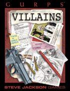 GURPS Classic: Villains