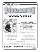 GURPS Sorcery: Sound Spells