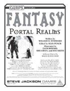 GURPS Fantasy: Portal Realms
