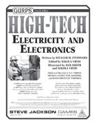 GURPS High-Tech: Electricity and Electronics
