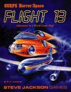 GURPS Classic: Flight 13