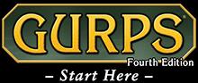 GURPS Fourth Edition - Start Here!