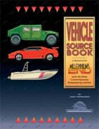 Vehicle Sourcebook
