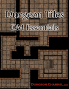 Dungeon Tiles: DM Essentials (commercial license)
