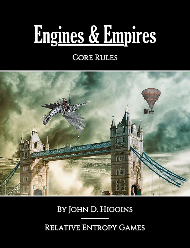 Engines & Empires Core Rules