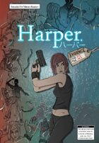 Harper Issue 1