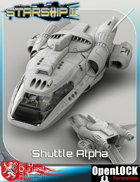 Space Shuttle Alpha