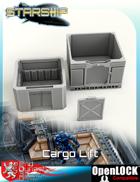 Starship Cargo Lift