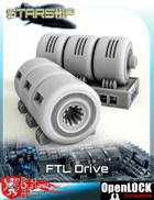 Starship FTL Drive