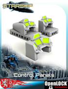 Starship Control Panels