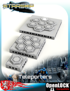 Starship Teleporters