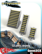 Starship Staircases
