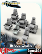 Starship Bridge Chairs