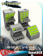 Starship Bridge Controls I