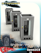 Starship Shower/WC