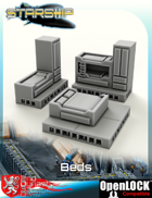 Starship Beds