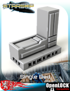 Starship Single Bed