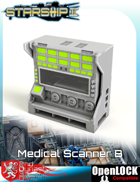 Starship II Medical Scanner B