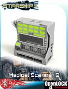 Starship II Medical Scanner B