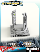 Starship II Security Scanner