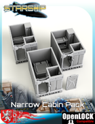 Starship Narrow Cabin Pack