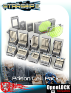 Starship II Prison Cell Pack