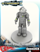Spacesuit, Standing