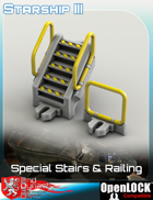 Special Stairs and Railing