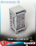 Wall Lockers A