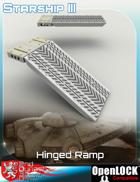 Hinged Ramp