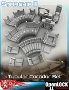 Tubular Corridor Set