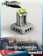 Starship Standing Controls