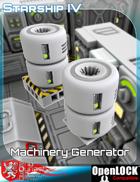 Machinery Generator