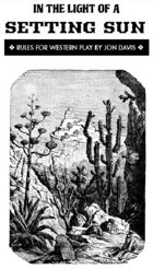 In the Light of a Setting Sun