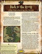 Saga of the Goblin Horde: Back to the Roots (Savage Worlds)