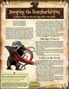 Saga of the Goblin Horde: Jumping the Bearsharktopus (Savage Worlds)
